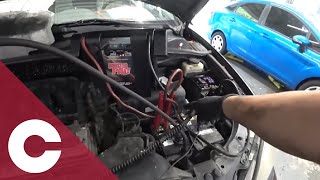 Head Gasket Diagnosis with Super Mario Diagnostics