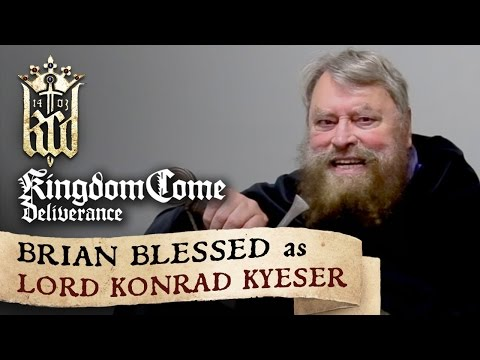 Kingdom Come: Deliverance presents: Brian Blessed as Lord Konrad Kyeser