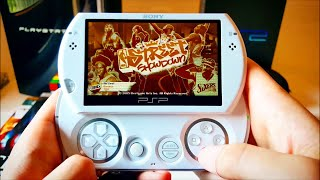 NBA Street Showdown Gameplay - PSP Go 2109