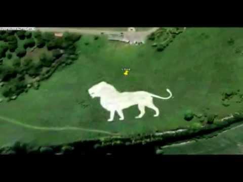 52 Secrets in Google Earth