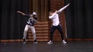 t wayne swing my arms challenge   amazing   icameo theanswer