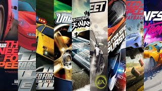 The Evolution of Need for Speed Games (1994-2020)