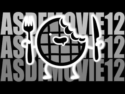 asdfmovie 12 but every scene is a different effect