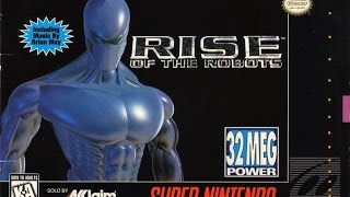 Rigidon (S02,G01) - Rise of the Robots (SNES)