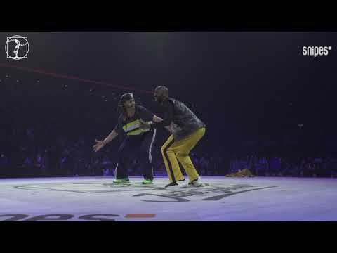House Dance quarter final - Juste Debout 2019 - Karim Flex & Zach Swagga vs Walid & Indigo