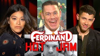 Flula Makes Hot Jam w/ John Cena & Ferdinand Cast