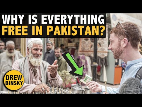 Why is Everything FREE in Pakistan?!