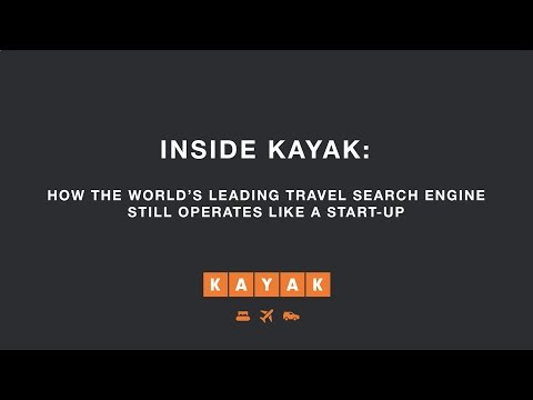 Inside KAYAK