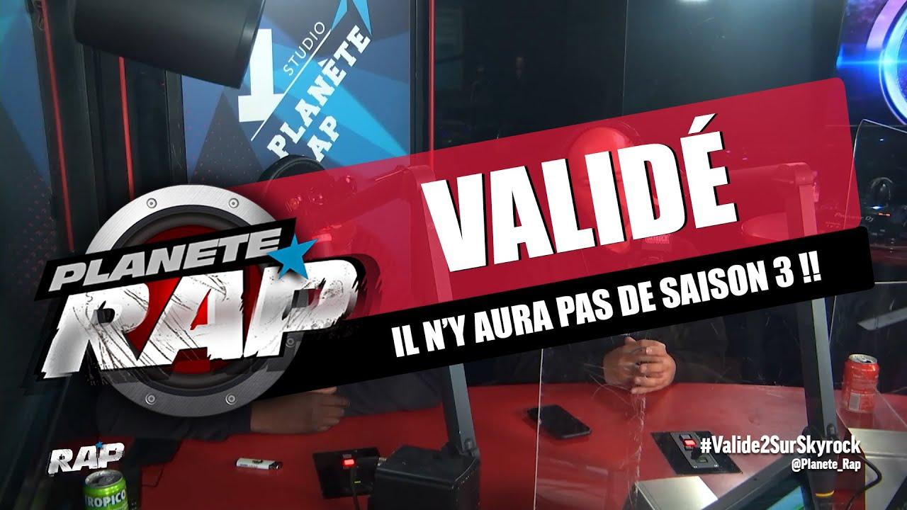 Download PAS de SAISON 3 pour VALIDÉ ! Frank Gastambide s'exprime en direct sur #PlanèteRap