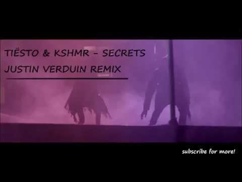 Tiësto & KSHMR feat. Vassy - Secrets (Justin Verduin Remix)