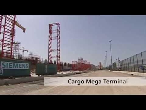 Cargo Mega Terminal - Dubai