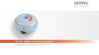 Changing the Sensor Membrane