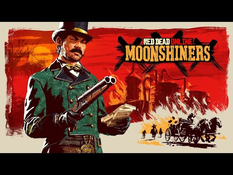 Red Dead Online: Moonshiners Update Livestream (No Commentary)