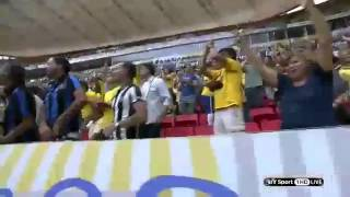 Jo Goal ~ Brazil 1 0 Australia ~ Friendly Match ~ 07 09 2013 HD