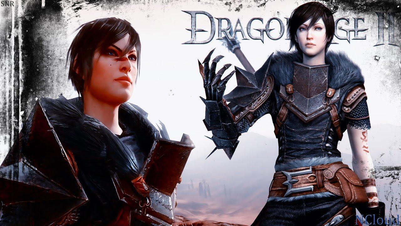 Dragon Age Ii Fenris Silent Gameplay P11 Youtube