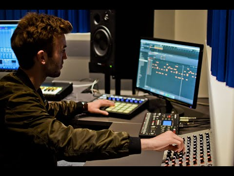 New Course: Electronic Music Advanced