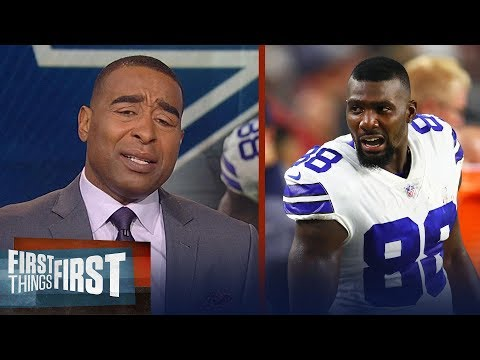 Cris Carter on Dez Bryant meeting with Jerry Jones, Lamar Jackson to Patriots | FIRST THINGS FIRST