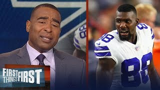 Cris Carter on Dez Bryant meeting with Jerry Jones, Lamar Jackson to Patriots | FIRST THINGS FIRST thumbnail