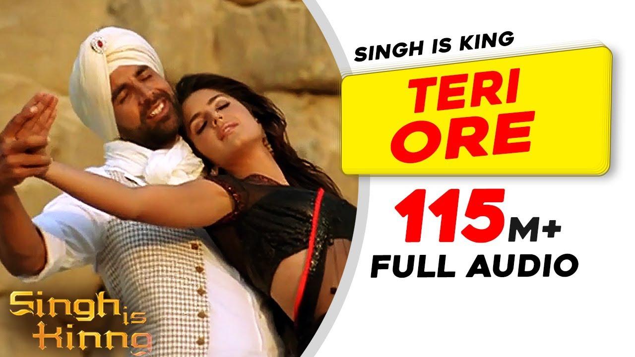 Teri Ore | Full Audio |Singh Is Kinng |Akshay Kumar|Katrina Kaif|Rahat Fateh Ali Khan|Shreya Ghoshal