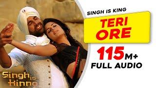 Download lagu Teri Ore | Full Audio |Singh Is Kinng |Akshay K|Katrina K|Pritam|Rahat Fateh Ali Khan|Shreya Ghoshal
