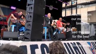 Took The Children Away - Archie Roach & Paul Kelly - #Homeground 2015 Sydney Opera House