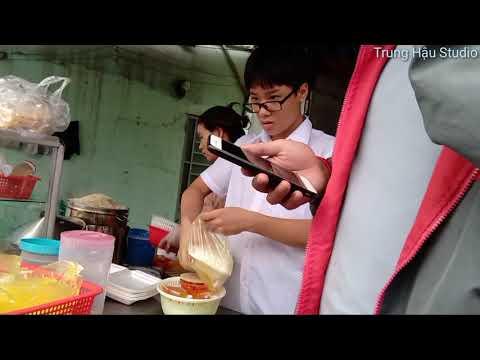 Video thực tế nghề giao đồ ăn Loship của một anh Shipper công nghệ