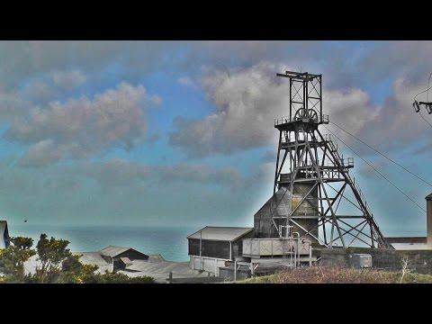 Geevor Tin Mine - Tin Mining in Cornwall England