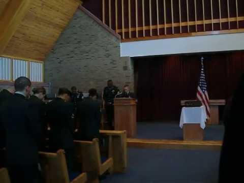 US Army Chaplain Assistant AIT Graduation Invocation