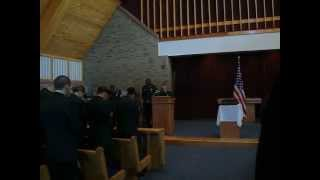US Army Chaplain Assistant AIT Graduation Invocation