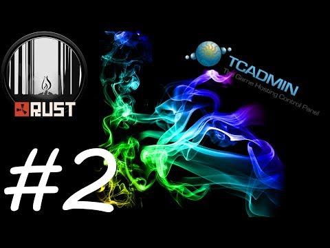 TCADMIN #2 - Rust ♦ Auto Kit