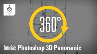 Tutorial: Photoshop 3D Panoramic - Version 1