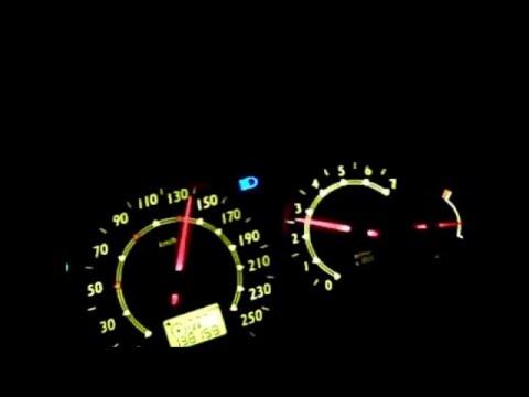 CİTROEN C5 TOP SPEED ( 2007 1.6 hdı sx pk) Hız denemesi c5