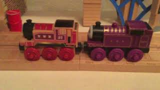 Thomas And Friends WOOD Rosie Review