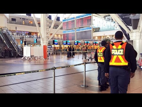 Two injured in suspected gang shooting at Cape Town International Airport