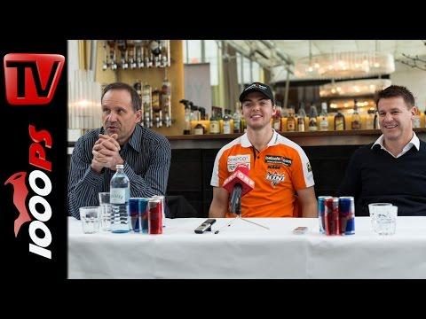 Rallye Dakar 2015 - Matthias Walkner, Heinz Kinigadner & Pit Beirer im Interview