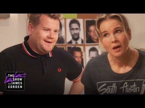 British 'Bridget Jones Baby' Auditions w Renée Zellweger & Patrick Dempsey