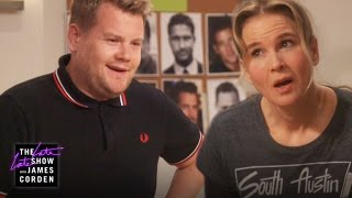 British 'Bridget Jones Baby' Auditions w/ Renée Zellweger & Patrick Dempsey