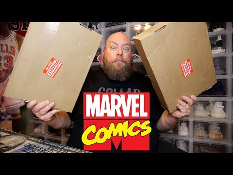 $400 ToyUSA Comic Book Mystery Box + All Comics CGC Graded & Some Signed