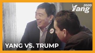 Yang Vs. Trump