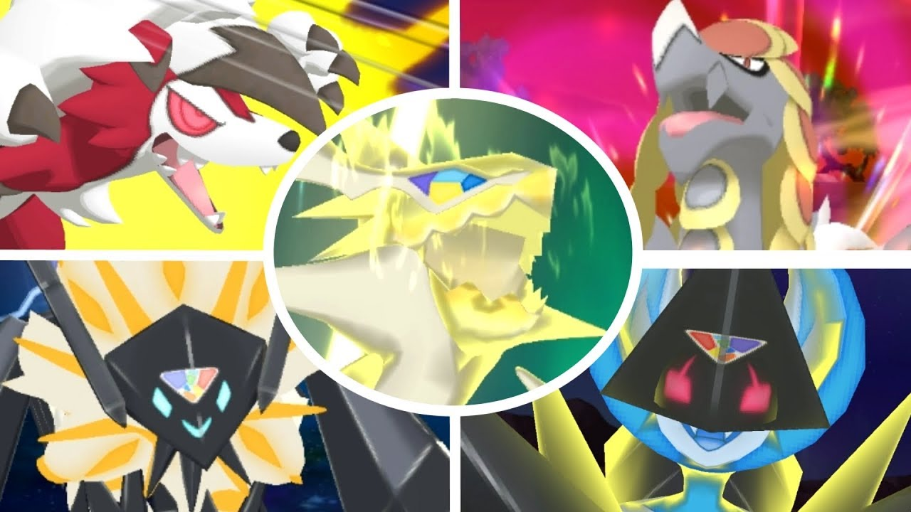 40 Postgame Challenges in Pokémon Ultra Sun and Ultra Moon