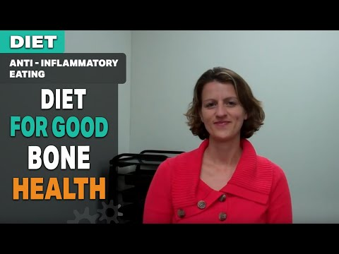 Diet for good bone health