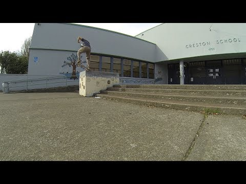 Creston School Skateboard Line (RAW)