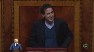 """عمر بلافريج يواصل إحراج الحكومة : واش """" تي جي في """" أولى من  الطران يوصل للراشدية"""