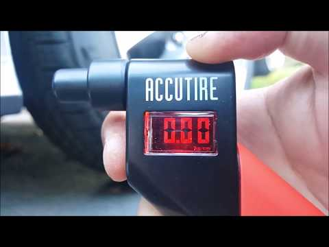 [Product Demo] Accutire and Craftsman Portable Air Inflator