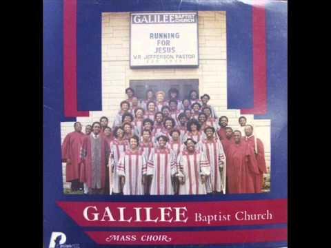 Galilee Baptist Church Mass Choir - No Greater Love.wmv