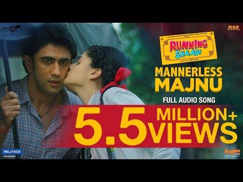 Mannerless Majnu | Running Shaadi | Sukanya Purkayastha | Taapsee Pannu | Amit Sadh