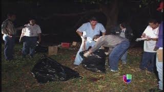 Escuadrón de la muerte extermina pandilleros en El Salvador -- Noticiero Univisión