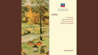 Dvorák: Muj Domov Overture, Op.62 (My Home)
