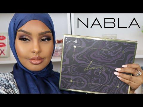 NABLA COSMETICS MYSTIC COLLECTION TUTORIAL + REVIEW   Jasmine Egal