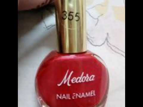 Medora Best Nail Polish Shades With Numbers Youtube